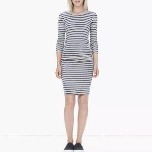 Standard James Purse Cotton Midi Dress